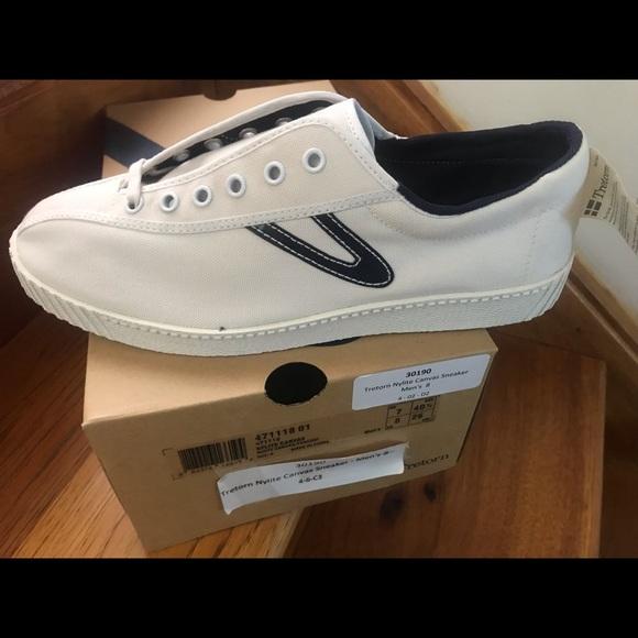 Tretorn sneakers NWT